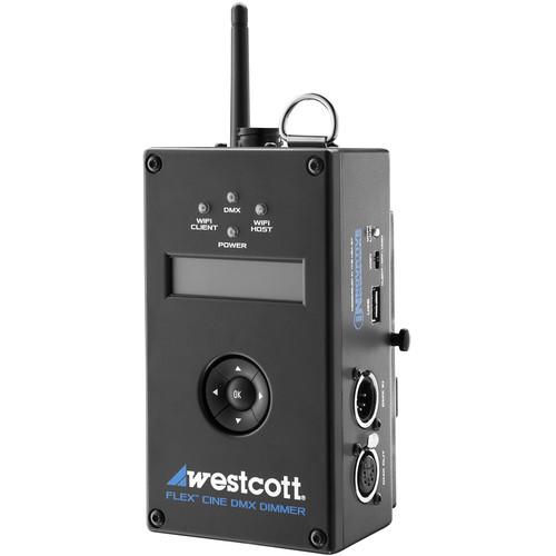 Westcott Flex Cine Wireless DMX Dimmer