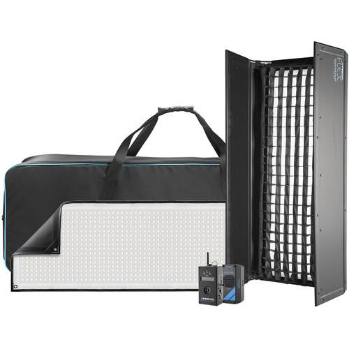 Westcott Flex Cine DMX Bi-Color LED Mat Single Light Fixture Kit (1 x 3')