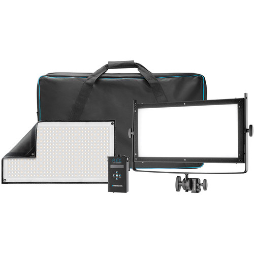Westcott Flex Cine Bi-Color 1-Light Gear Kit (1 x 2')