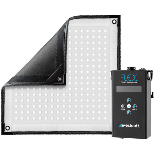Westcott Flex Cine Daylight Mat 1-Light Set (1 x 1')