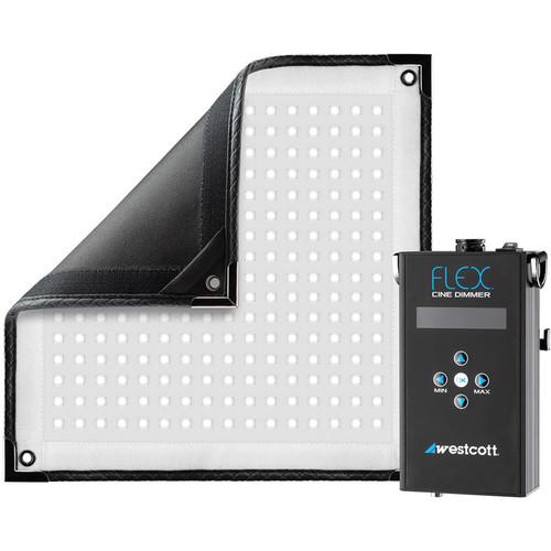 Westcott Flex Cine Daylight Mat 1-Light Set (1' x 1')