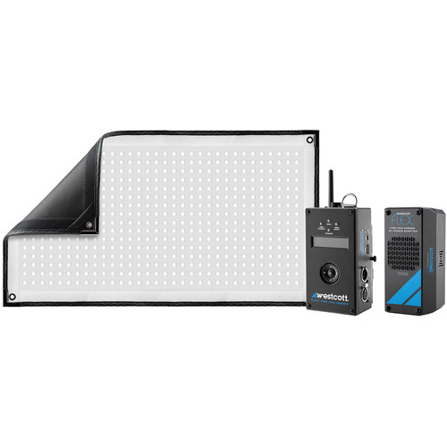 Westcott Flex Cine DMX Daylight Mat 1-Light Set (1 x 2')