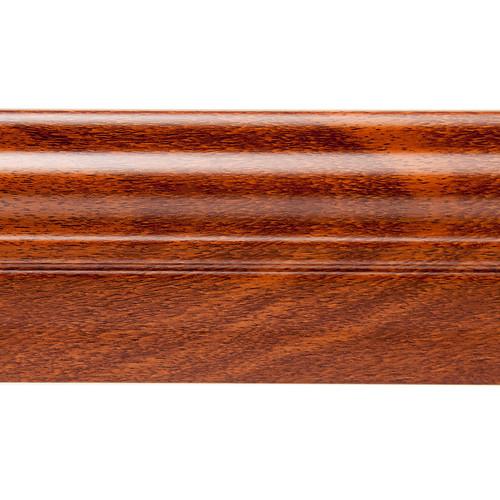 Westcott Westcott X-Drop Baseboard (Cherry Wood, 5')