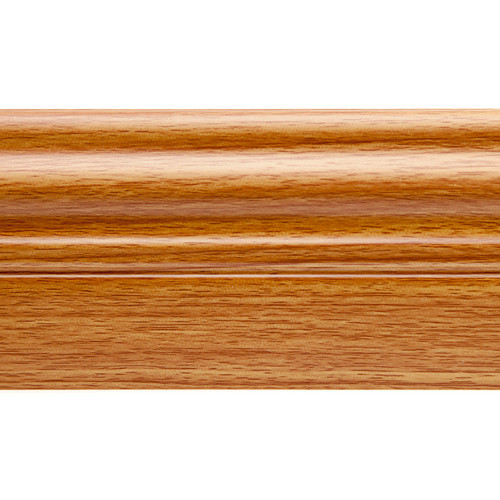 Westcott Westcott X-Drop Baseboard (Oak Wood, 5')