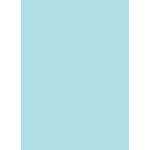Westcott Solid Color Art Canvas Backdrop with Grommets (5 x 7', Blue)