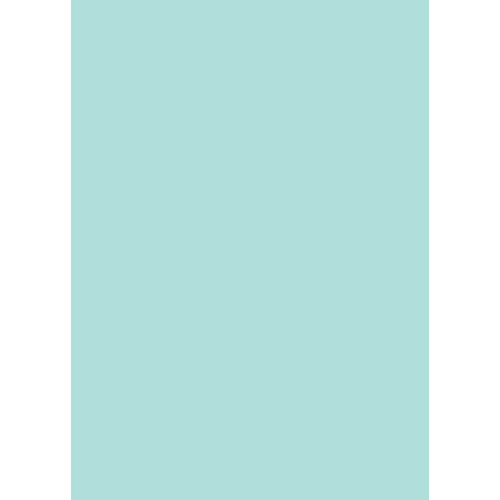 Westcott Solid Color Matte Vinyl Backdrop with Grommets (5 x 7', Turquoise)