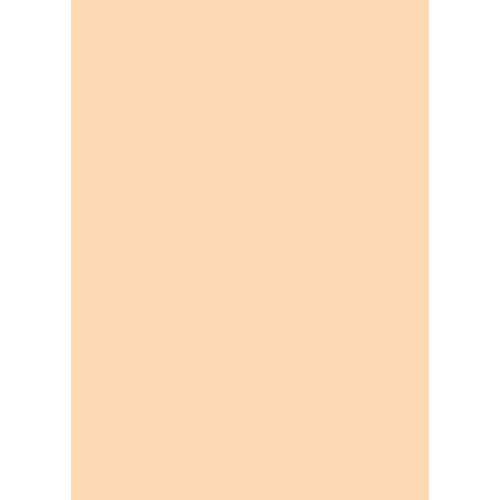Westcott Solid Color Matte Vinyl Backdrop with Grommets (5 x 7', Orange)