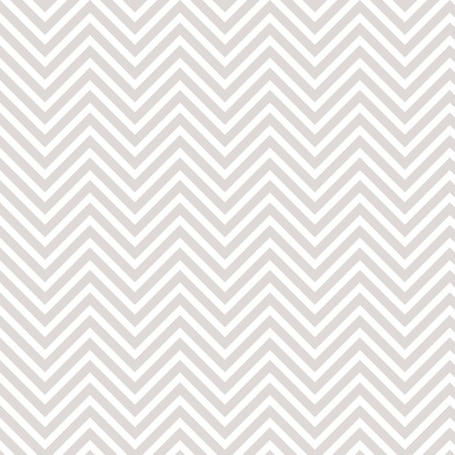 Westcott Classic Chevron Art Canvas Backdrop with Hook-and-Loop Attachment (3.5 x 3.5', Light Gray)
