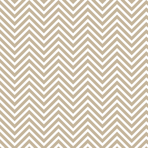 Westcott Classic Chevron Matte Vinyl Backdrop with Hook-and-Loop Attachment (3.5 x 3.5', Light Brown)