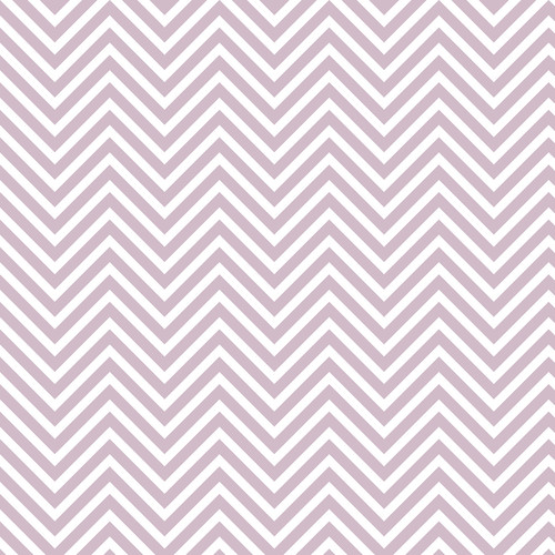 Westcott Classic Chevron Matte Vinyl Backdrop with Hook-and-Loop Attachment (3.5 x 3.5', Light Purple)