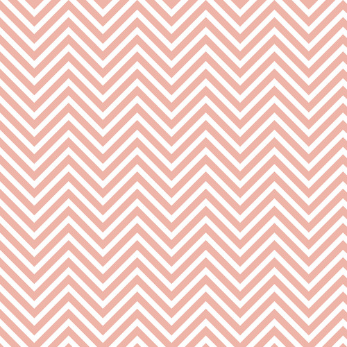 Westcott Classic Chevron Matte Vinyl Backdrop with Hook-and-Loop Attachment (3.5 x 3.5', Light Red)