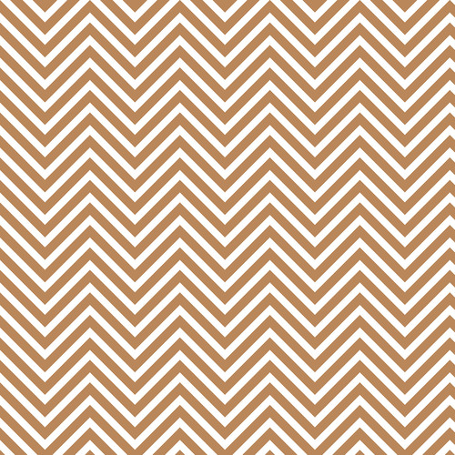 Westcott Classic Chevron Art Canvas Backdrop with Hook-and-Loop Attachment (3.5 x 3.5', Bold Brown)
