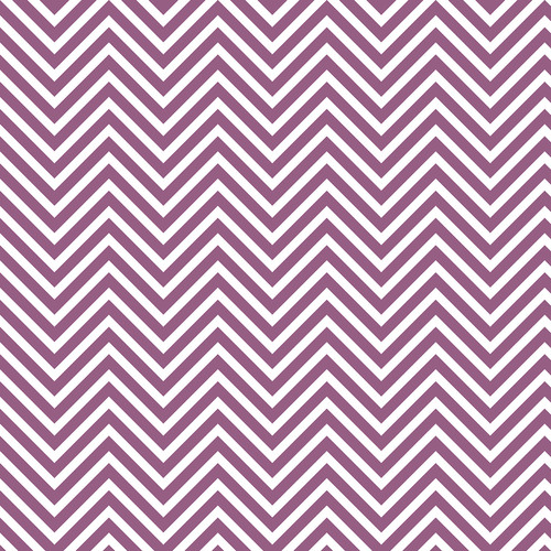 Westcott Classic Chevron Art Canvas Backdrop with Hook-and-Loop Attachment (3.5 x 3.5', Bold Purple)