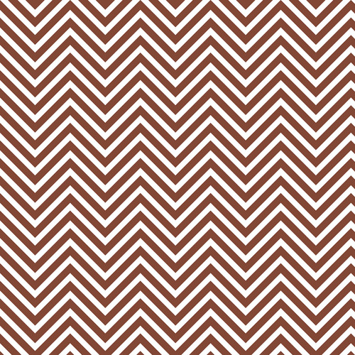 Westcott Classic Chevron Art Canvas Backdrop with Hook-and-Loop Attachment (3.5 x 3.5', Rich Brown)
