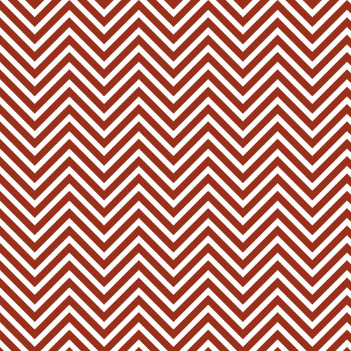 Westcott Classic Chevron Art Canvas Backdrop with Hook-and-Loop Attachment (3.5 x 3.5', Rich Red)