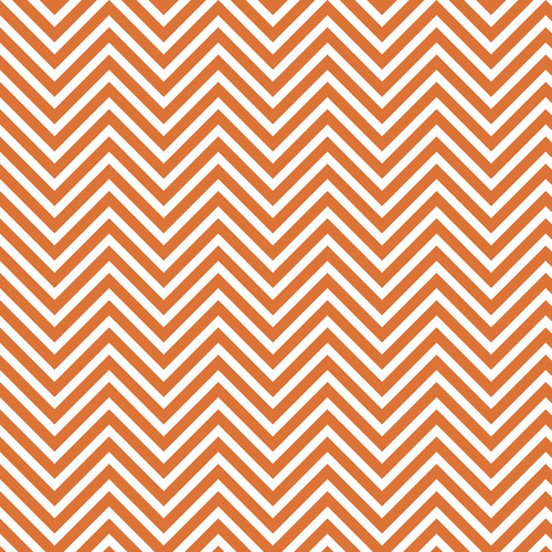 Westcott Classic Chevron Matte Vinyl Backdrop with Hook-and-Loop Attachment (3.5 x 3.5', Rich Orange)