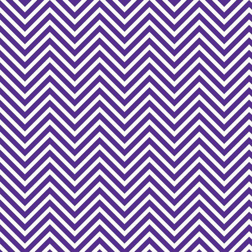 Westcott Classic Chevron Matte Vinyl Backdrop with Hook-and-Loop Attachment (3.5 x 3.5', Rich Purple)