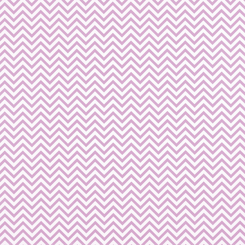 Westcott Narrow Chevron Art Canvas Backdrop with Hook-and-Loop Attachment (3.5 x 3.5', Pink)