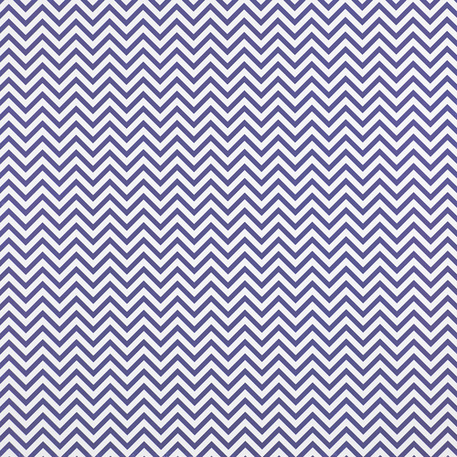 Westcott Narrow Chevron Matte Vinyl Backdrop with Hook-and-Loop Attachment (3.5 x 3.5', Purple)