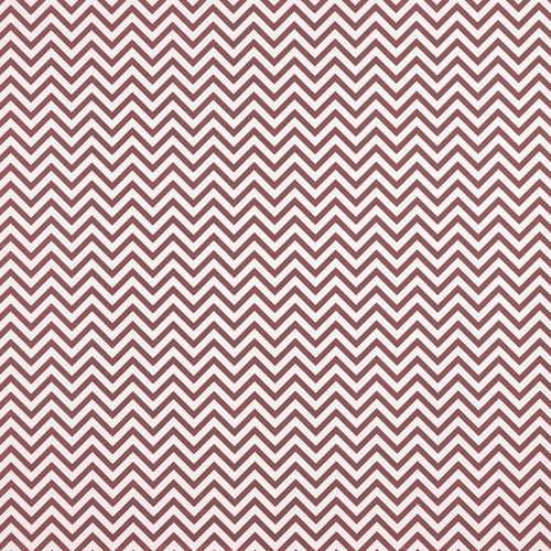 Westcott Narrow Chevron Matte Vinyl Backdrop with Hook-and-Loop Attachment (3.5 x 3.5', Red)