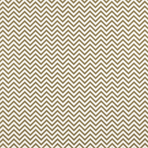 Westcott Narrow Chevron Matte Vinyl Backdrop with Hook-and-Loop Attachment (3.5 x 3.5', Tan)