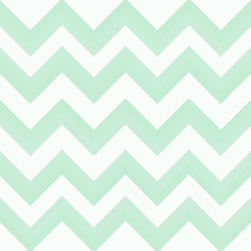Westcott Wide Chevron Art Canvas Backdrop with Hook-and-Loop Attachment (3.5 x 3.5', Green)