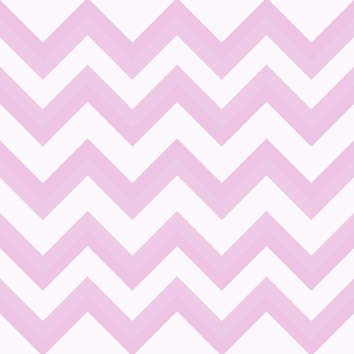 Westcott Wide Chevron Art Canvas Backdrop with Hook-and-Loop Attachment (3.5 x 3.5', Pink)