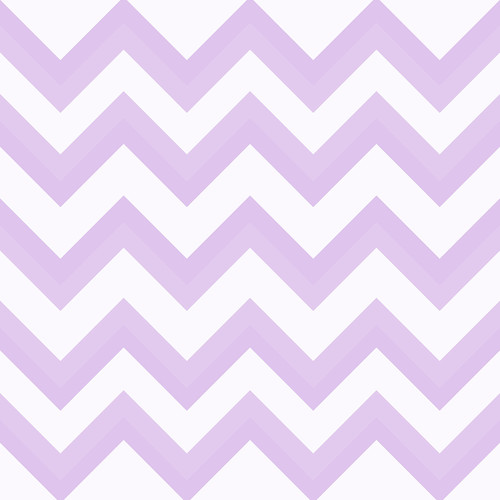 Westcott Wide Chevron Art Canvas Backdrop with Hook-and-Loop Attachment (3.5 x 3.5', Purple)