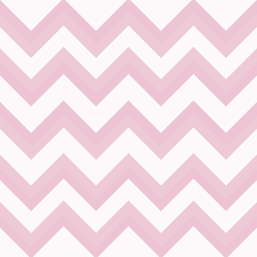 Westcott Wide Chevron Art Canvas Backdrop with Hook-and-Loop Attachment (3.5 x 3.5', Red)