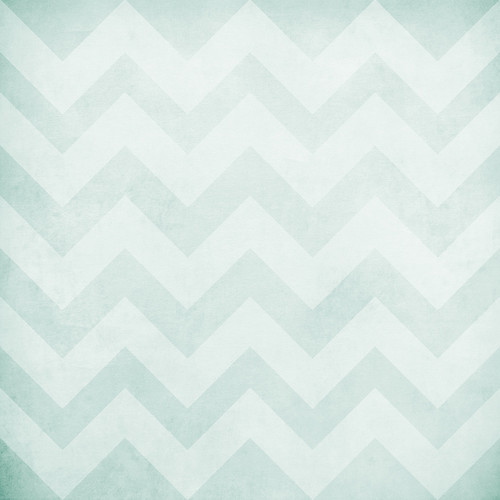 Westcott Washed Chevron Art Canvas Backdrop with Hook-and-Loop Attachment (3.5 x 3.5', Light Turquoise)