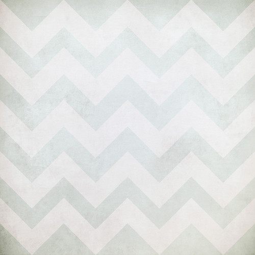Westcott Washed Chevron Art Canvas Backdrop with Hook-and-Loop Attachment (3.5 x 3.5', Light Navy)