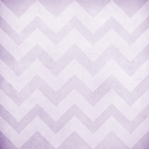 Westcott Washed Chevron Art Canvas Backdrop with Hook-and-Loop Attachment (3.5 x 3.5', Light Purple)