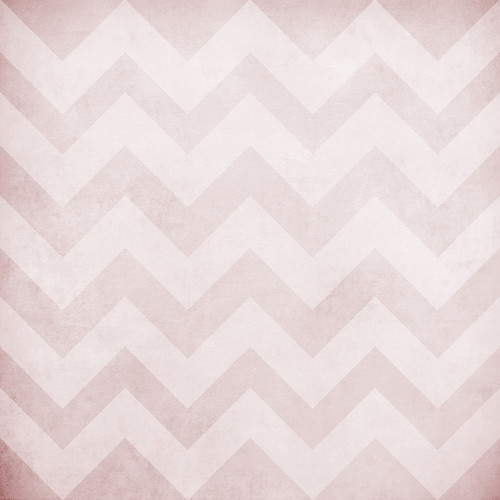 Westcott Washed Chevron Art Canvas Backdrop with Hook-and-Loop Attachment (3.5 x 3.5', Light Red)