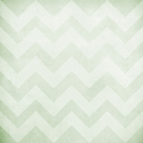 Westcott Washed Chevron Matte Vinyl Backdrop with Hook-and-Loop Attachment (3.5 x 3.5', Light Green)