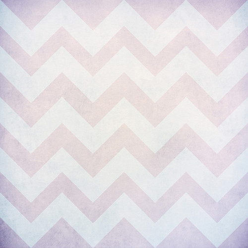 Westcott Washed Chevron Matte Vinyl Backdrop with Hook-and-Loop Attachment (3.5 x 3.5', Light Orchid)