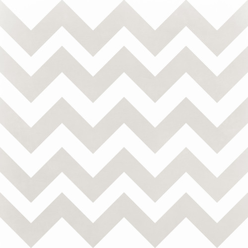 Westcott Pastel Chevron Art Canvas Backdrop with Hook-and-Loop Attachment (3.5 x 3.5', Brown)