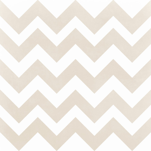 Westcott Pastel Chevron Matte Vinyl Backdrop with Hook-and-Loop Attachment (3.5 x 3.5', Yellow)