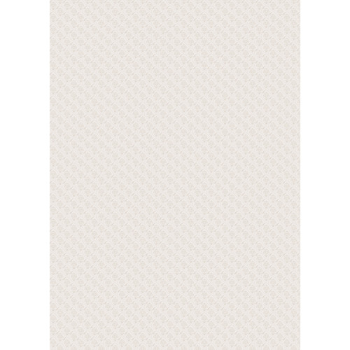 Westcott Vintage Damask Art Canvas Backdrop with Grommets (5 x 7', Brown)