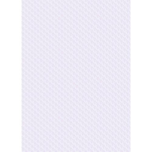 Westcott Vintage Damask Matte Vinyl Backdrop with Grommets (5 x 7', Purple)
