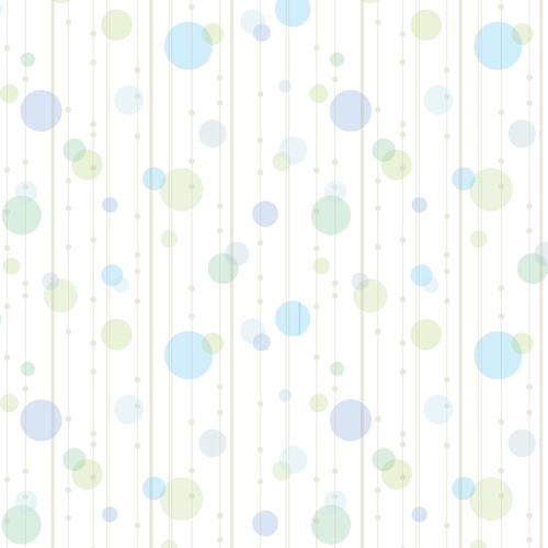 Westcott Party Dots Art Canvas Backdrop with Hook-and-Loop Attachment (3.5 x 3.5', Turquoise)