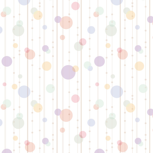 Westcott Party Dots Matte Vinyl Backdrop with Hook-and-Loop Attachment (3.5 x 3.5', Purple)