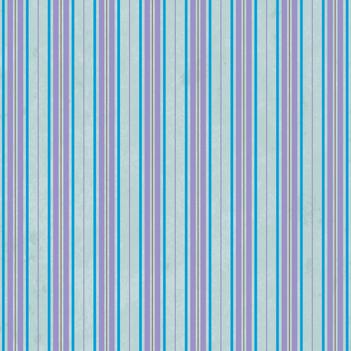 Westcott Striped Wallpaper Matte Vinyl Backdrop with Hook-and-Loop Attachment (3.5 x 3.5', Blue)