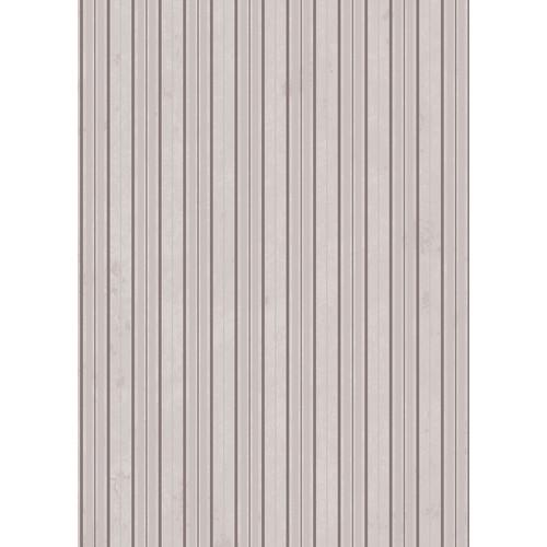 Westcott Striped Wallpaper Matte Vinyl Backdrop with Grommets (5 x 7', Gray)