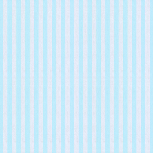 Westcott Paper Stripes Art Canvas Backdrop with Hook-and-Loop Attachment (3.5 x 3.5', Blue)