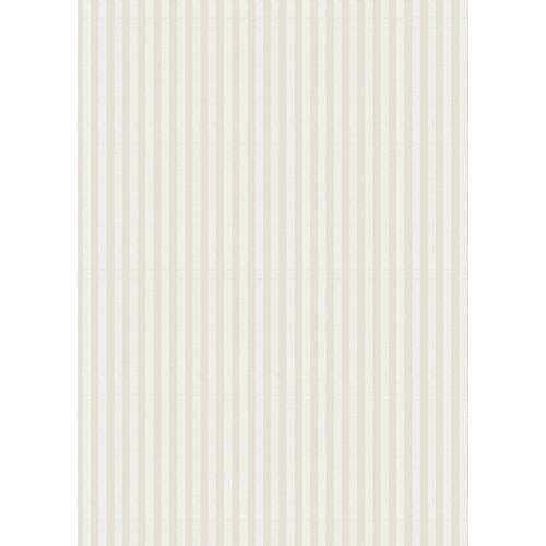 Westcott Paper Stripes Art Canvas Backdrop with Grommets (5 x 7', Brown)