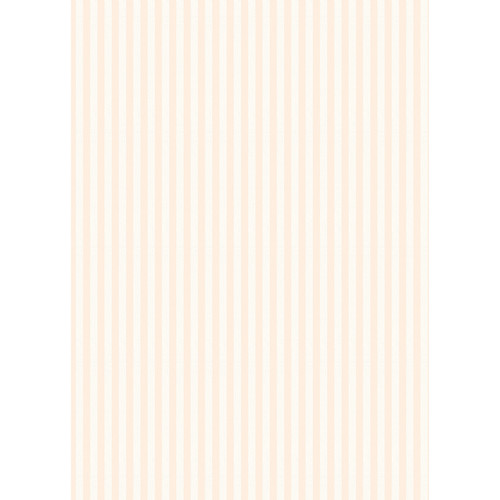 Westcott Paper Stripes Art Canvas Backdrop with Grommets (5 x 7', Peach)