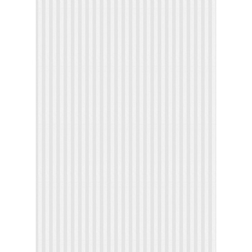 Westcott Paper Stripes Art Canvas Backdrop with Grommets (5 x 7', Gray)
