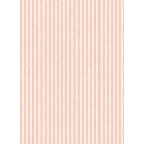 Westcott Paper Stripes Art Canvas Backdrop with Grommets (5 x 7', Orange)