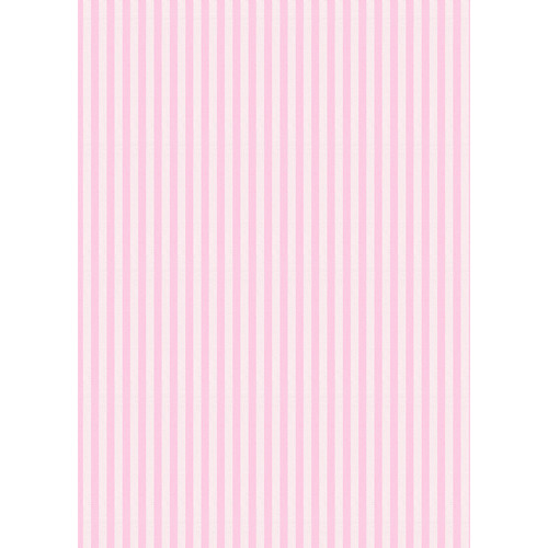 Westcott Paper Stripes Art Canvas Backdrop with Grommets (5 x 7', Pink)