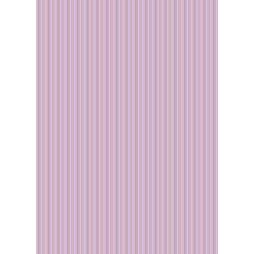 Westcott Vibrant Stripes Art Canvas Backdrop with Grommets (5 x 7', Light Pink)